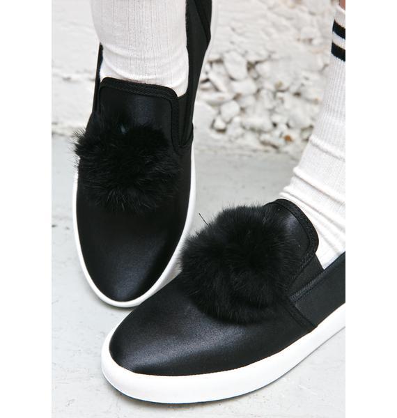 Fatale Pom Pom Sneaker