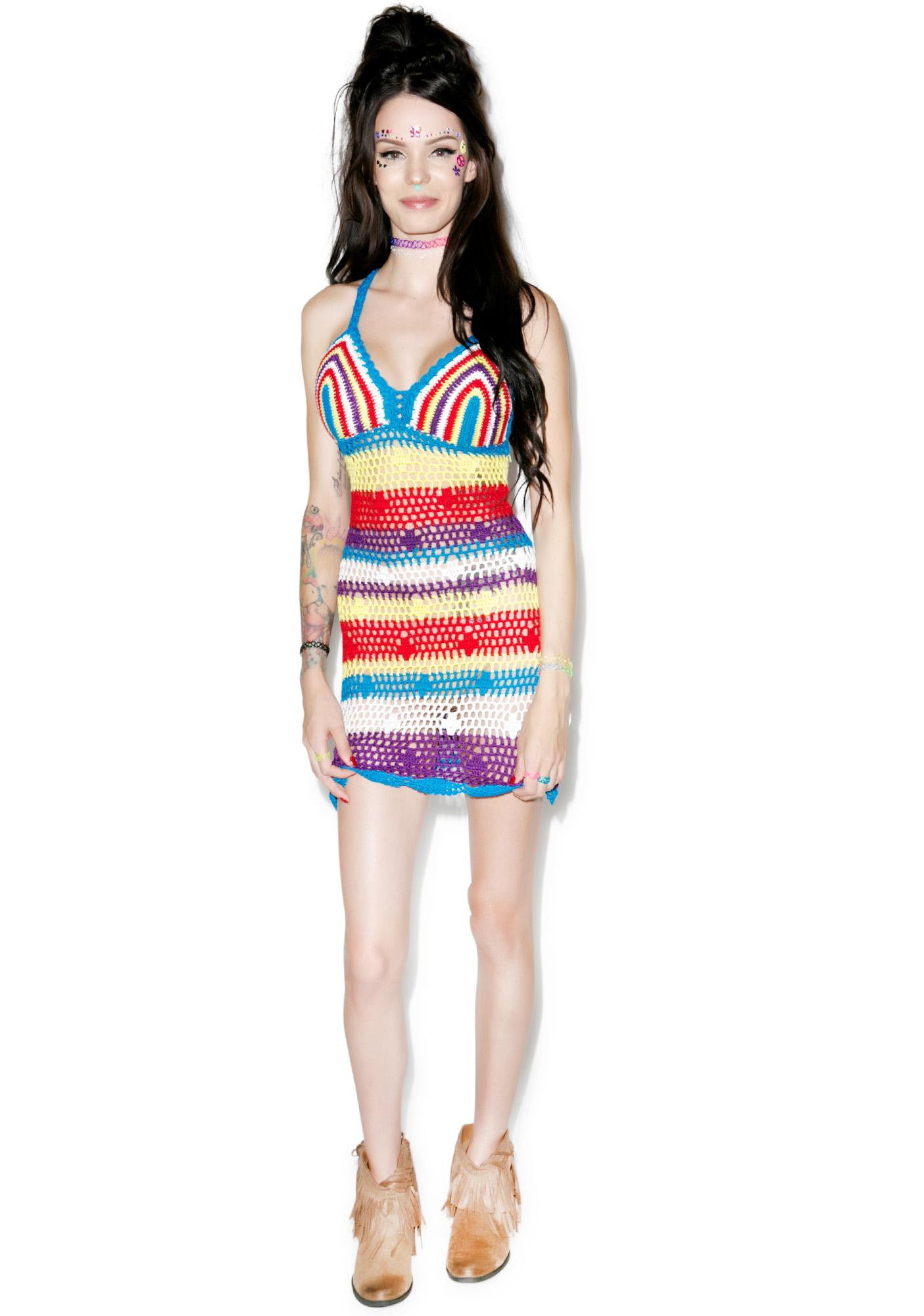 Hot Mama Dress
