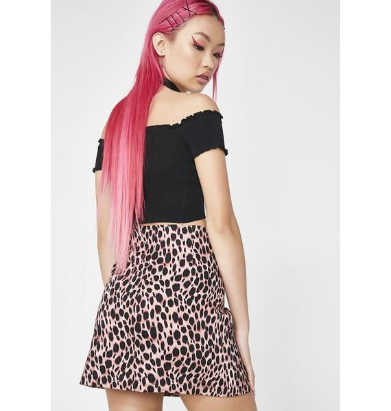 Motel Ring Skirt