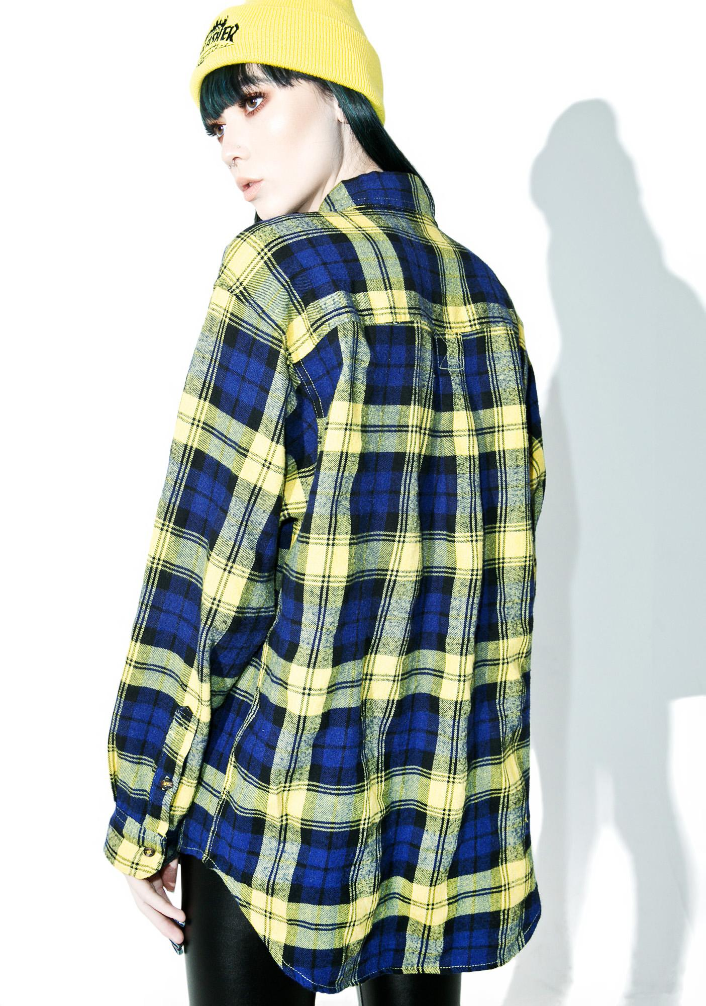 Dub Nation Flannel