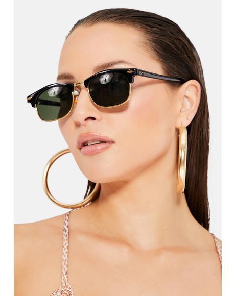 Breakfast Club Wayfarer Sunglasses