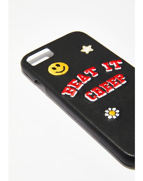 Beat It Creep iPhone Case