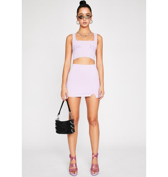Poster Grl Bad Grl Skirt Set