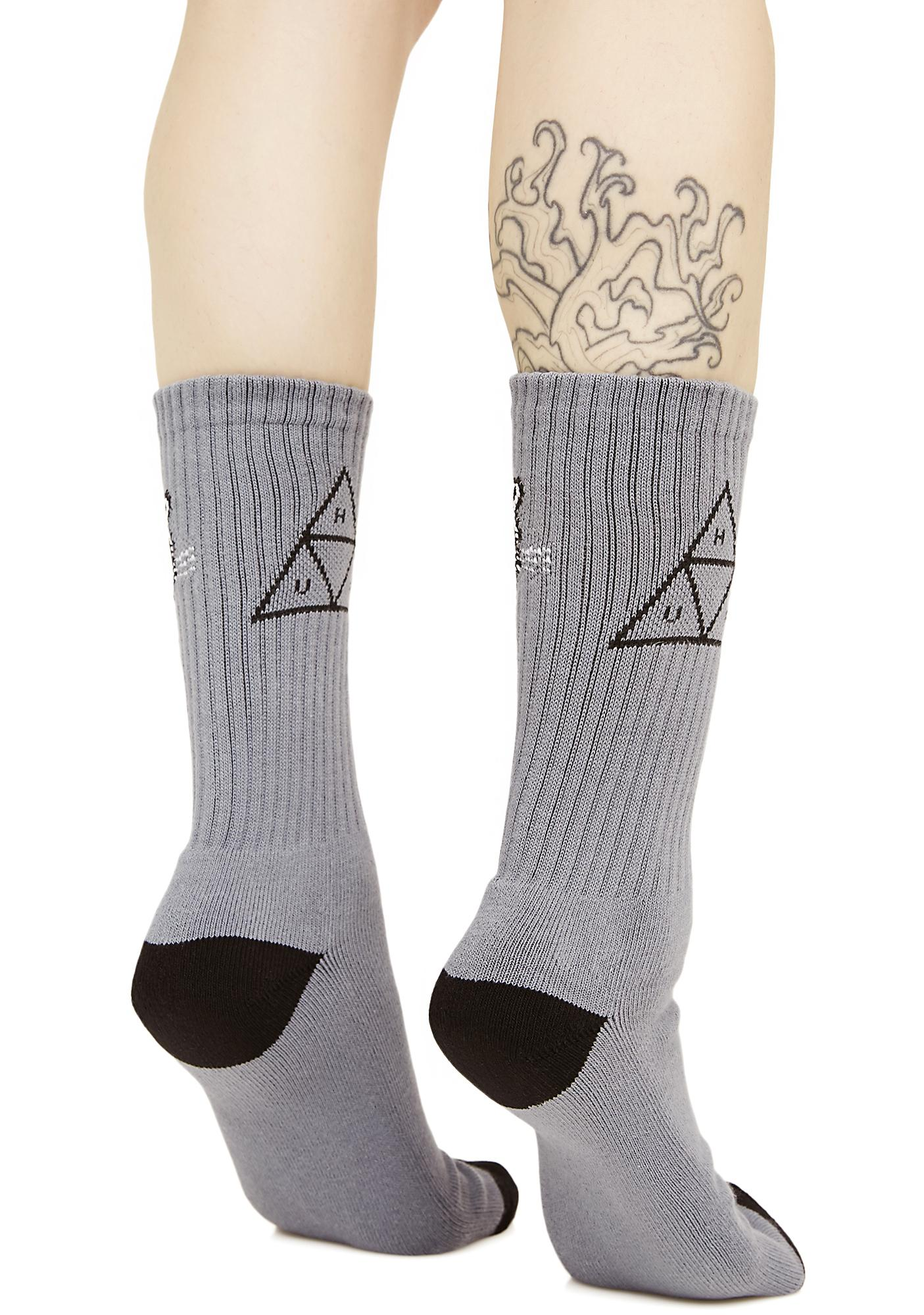 HUF Panther Crew Socks