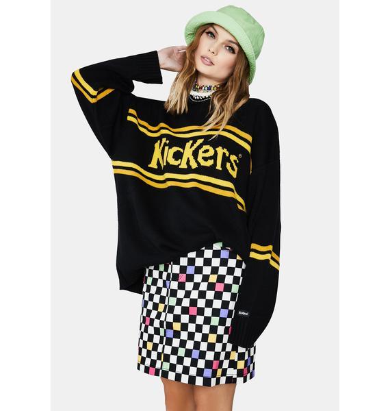 Black Friday Galaxy Mini Skirt