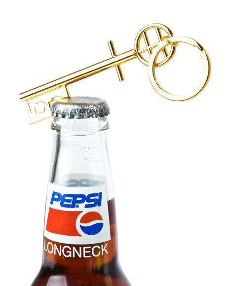 Penthouse Key Bottle Opener