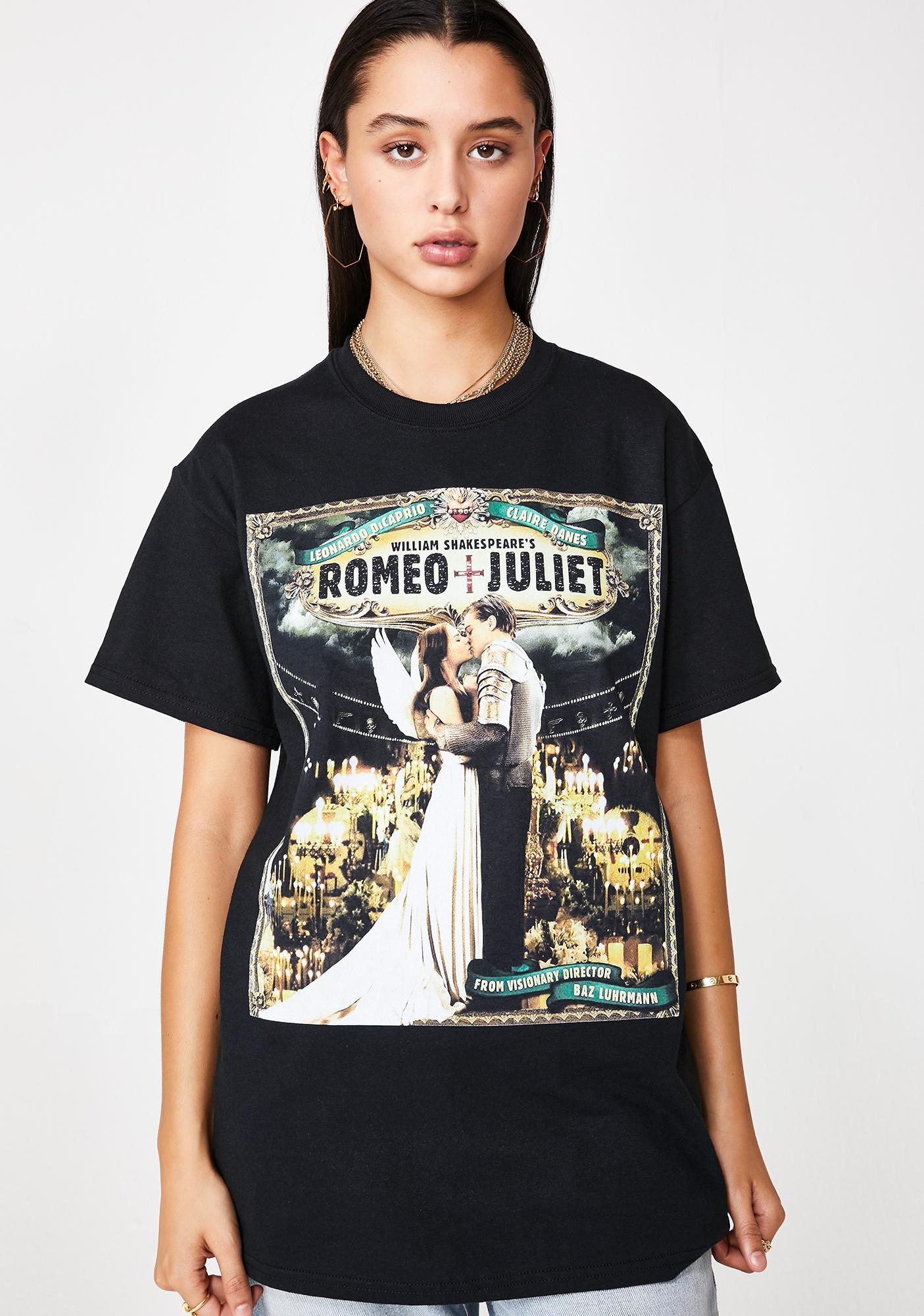 Homage Romeo N' Juliet Graphic Tee