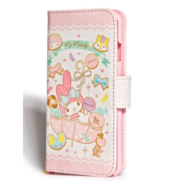 Sanrio My Melody iPhone 6 Wallet Case