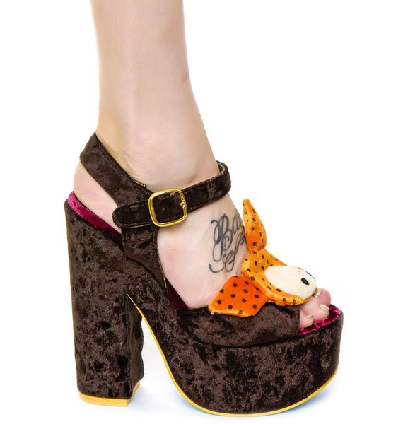 Irregular Choice Antonella Heels