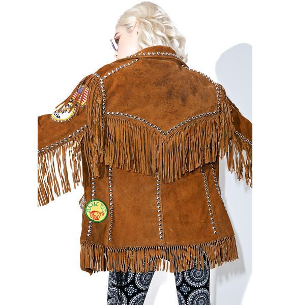Hazmat Design Vintage Deadstock Highway Star Jacket