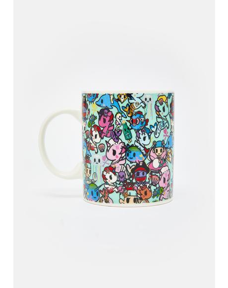 Mermicorno Ceramic Mug