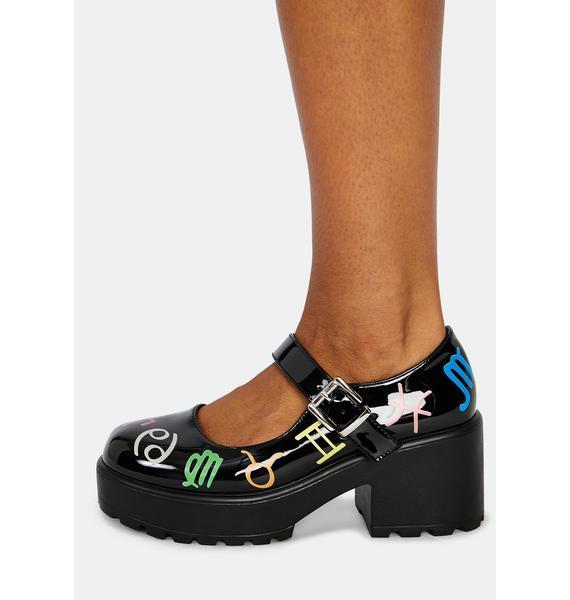 Koi Footwear Symbol Tia Mary Janes