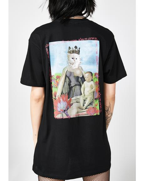 Fouquet Madonna Pocket Tee