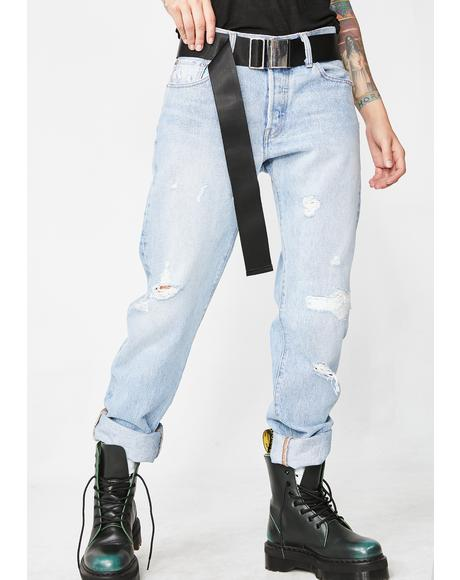 Rebel Run Wide Belt