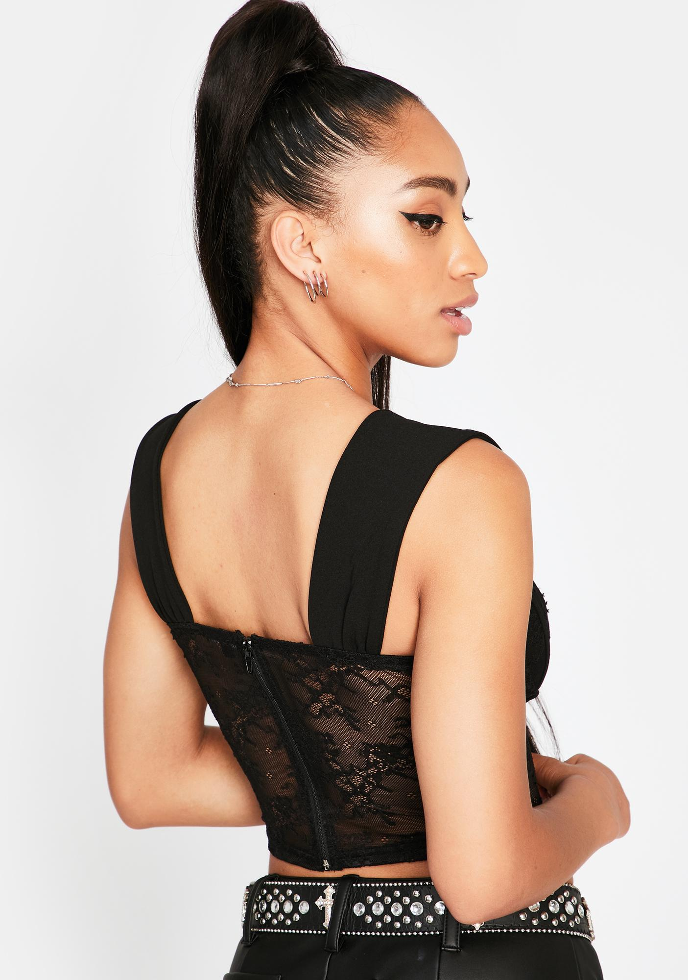 The Thicc Of It Lace Cami