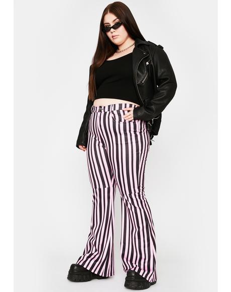 She's Not Ya Gurl Flared Pants