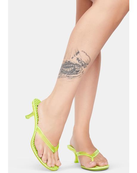 Always You Clear Heels