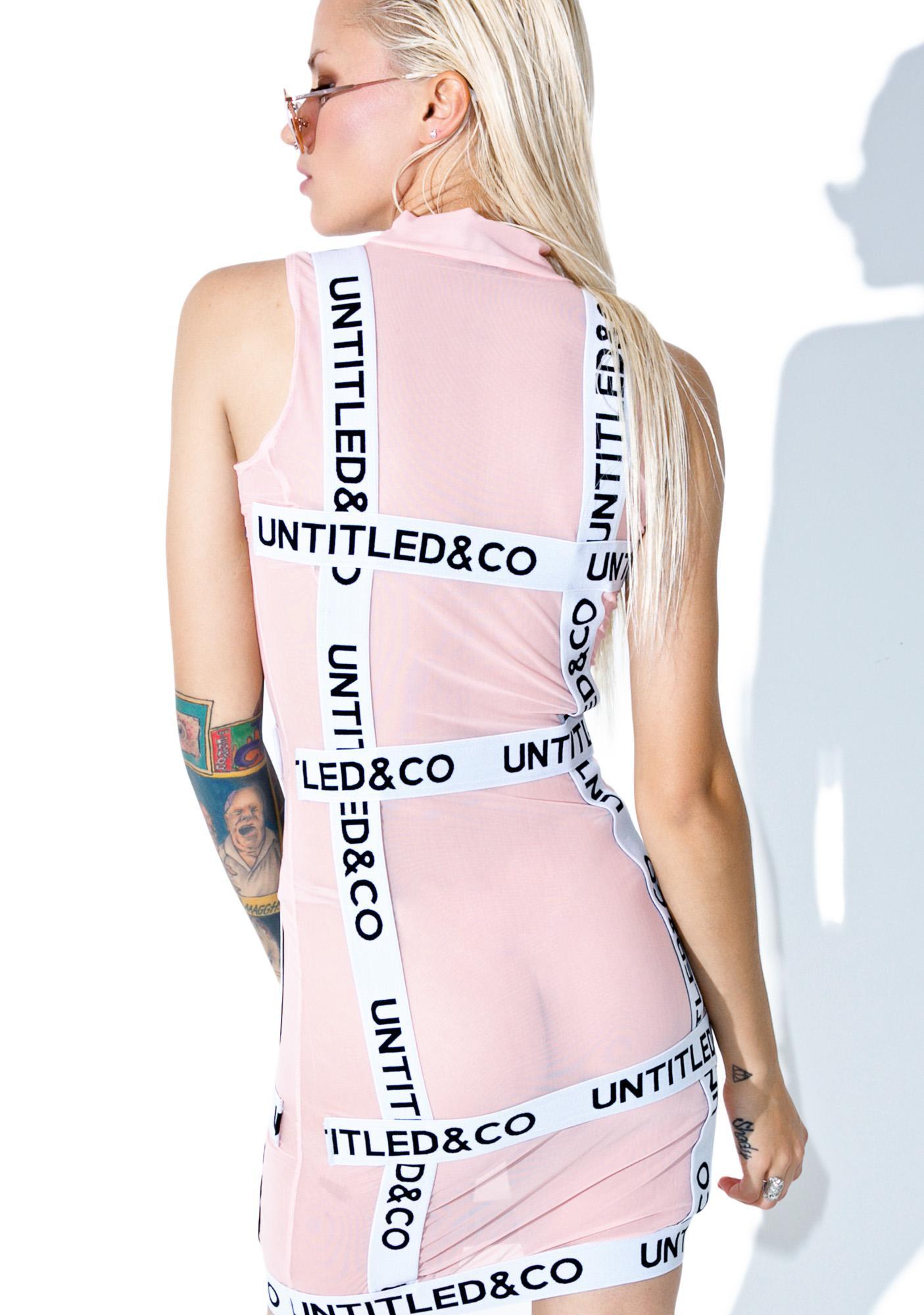 Untitled & Co Mercedes Dress