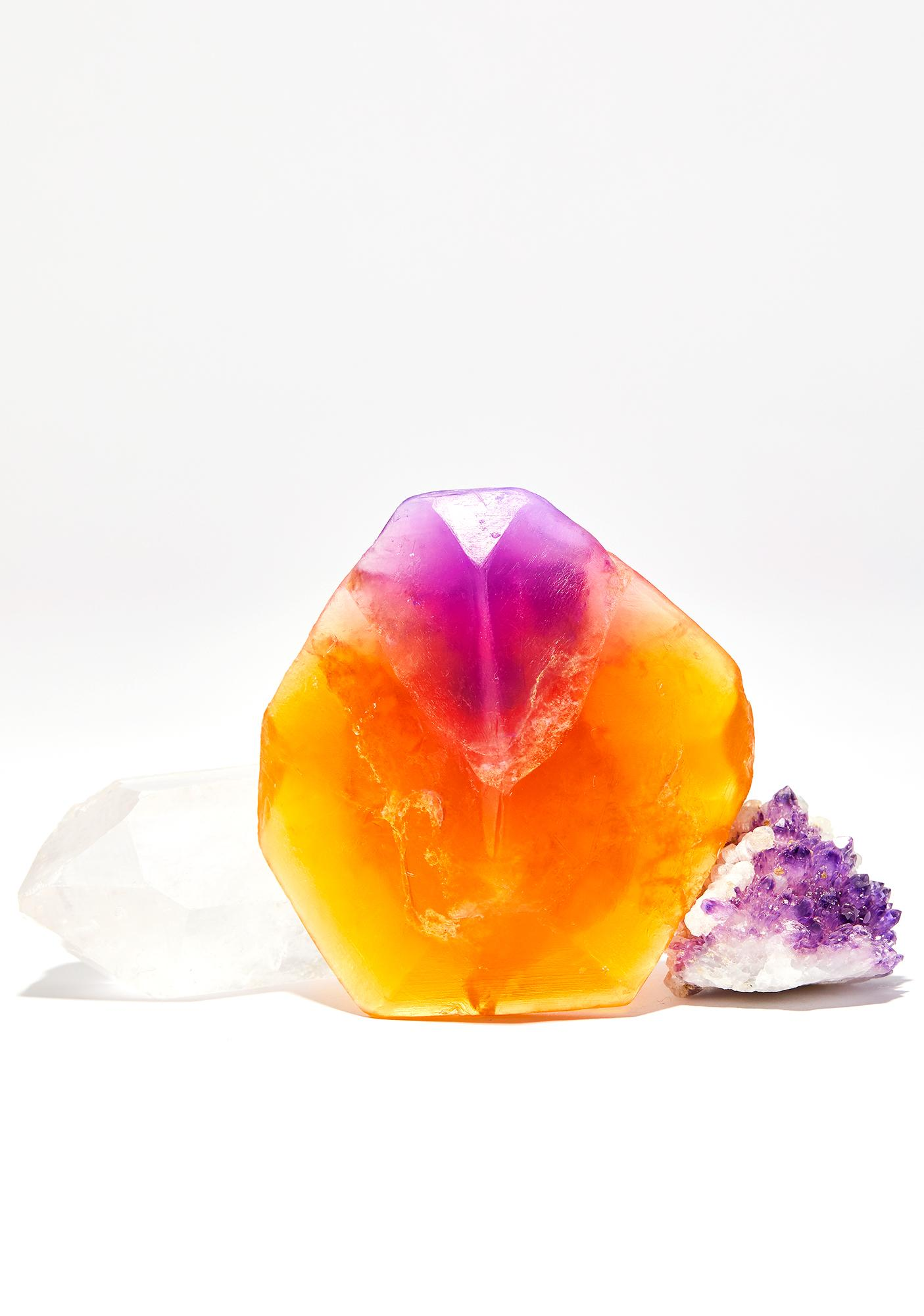 Ametrine Dream Crystal Soap