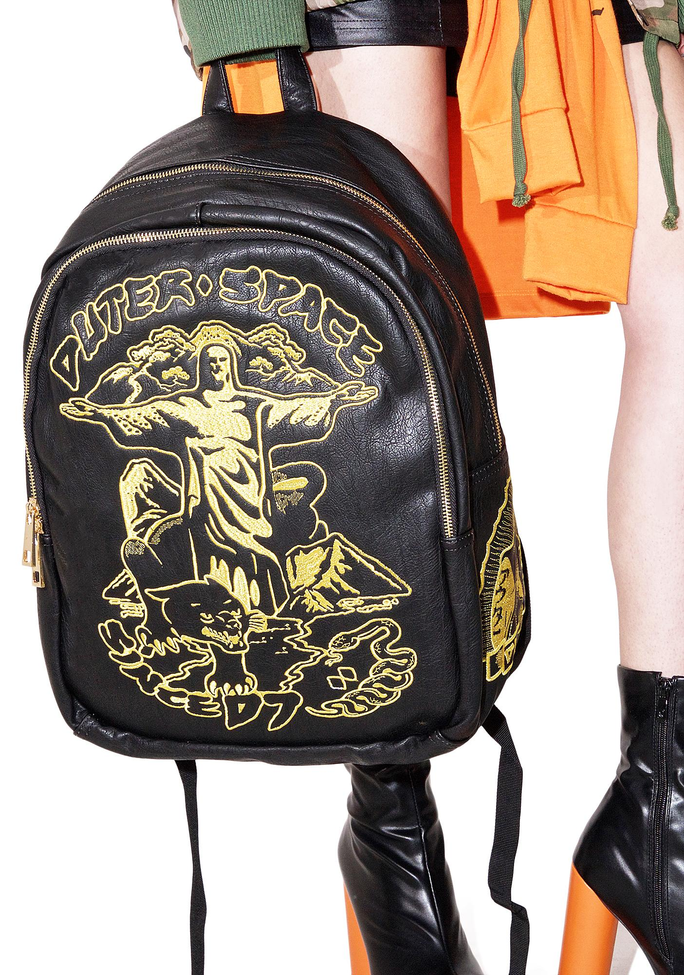 Outerspace Jesus Backpack
