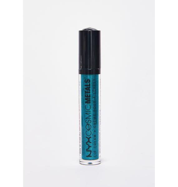 NYX  Electromagnetic Cosmic Metals Lip Cream