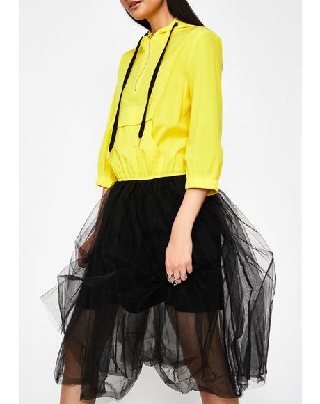 Trend Setter Tulle Dress