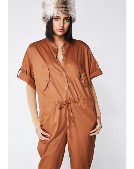 Spice Betta Suit Up Jumpsuit