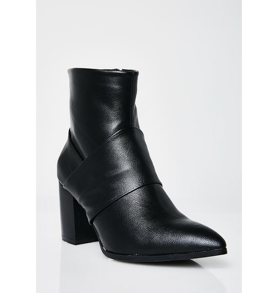 Girl's Night Ankle Boots