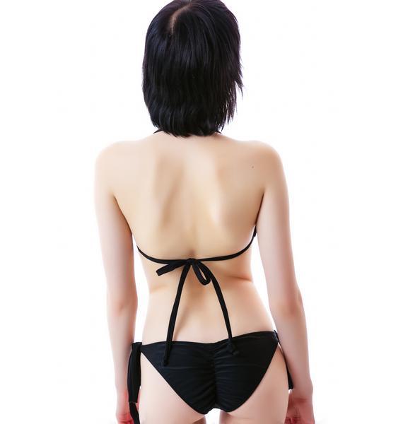 J Valentine X Games Criss Cross Bikini
