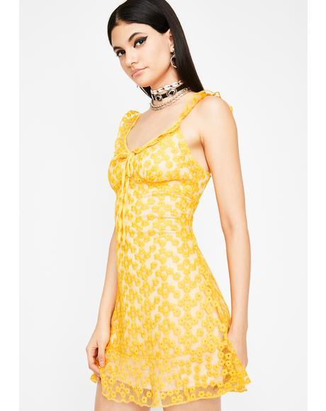 Call Me BB Floral Dress