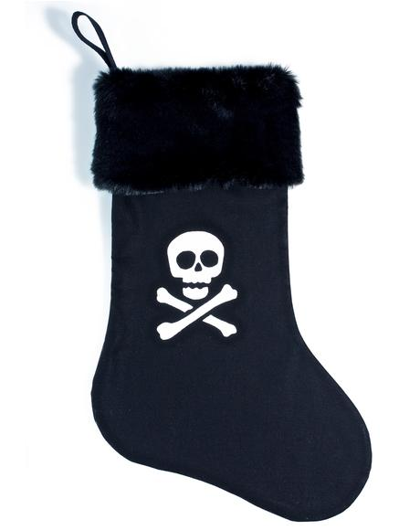 Xmas Is Ded Stocking