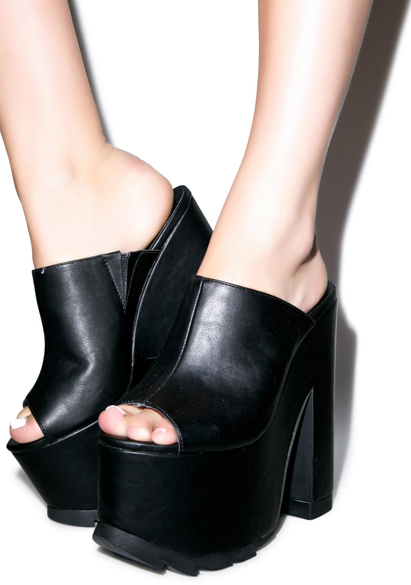Y.R.U. Dream Platform Shoe