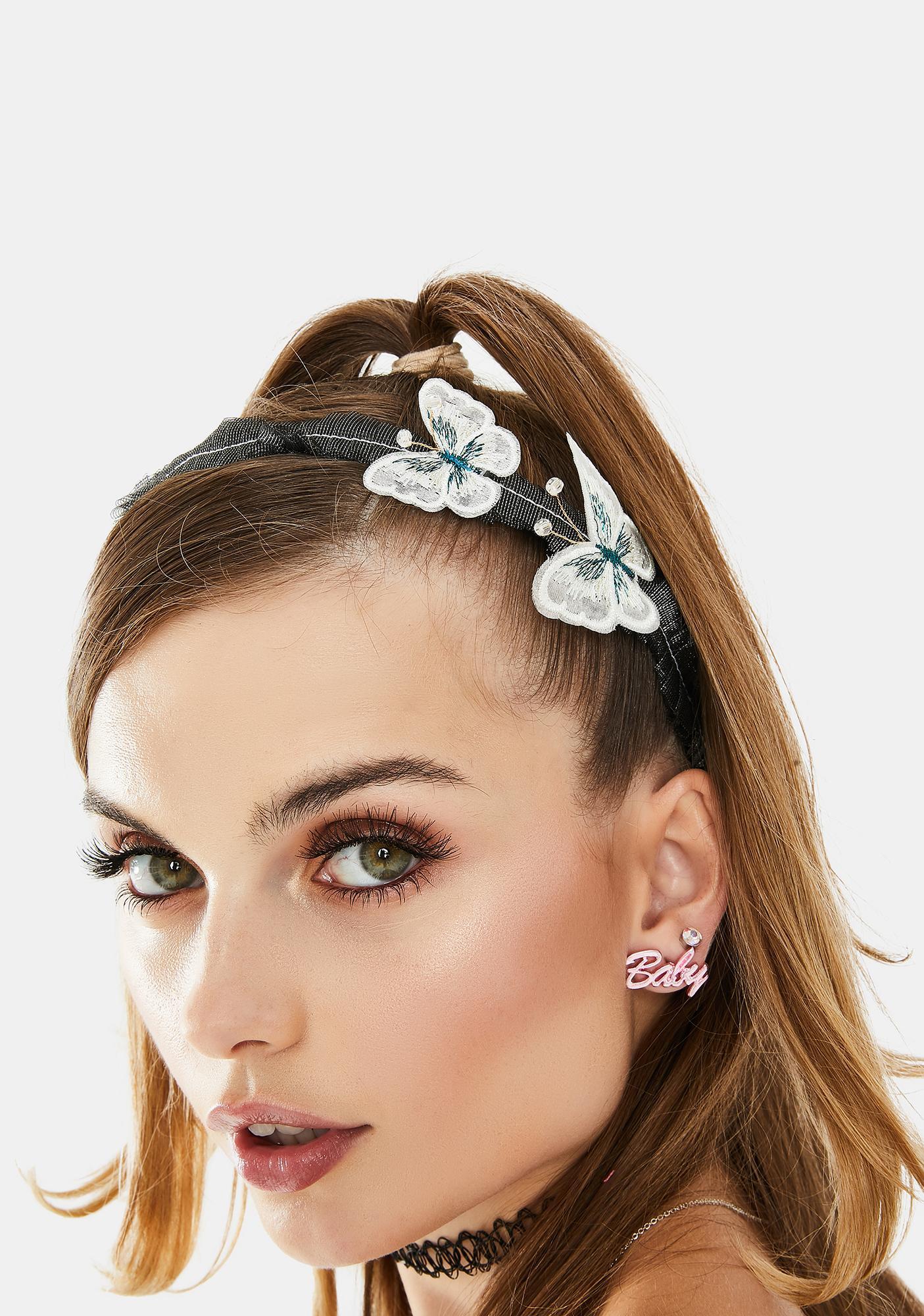 Flutter Babe Headband