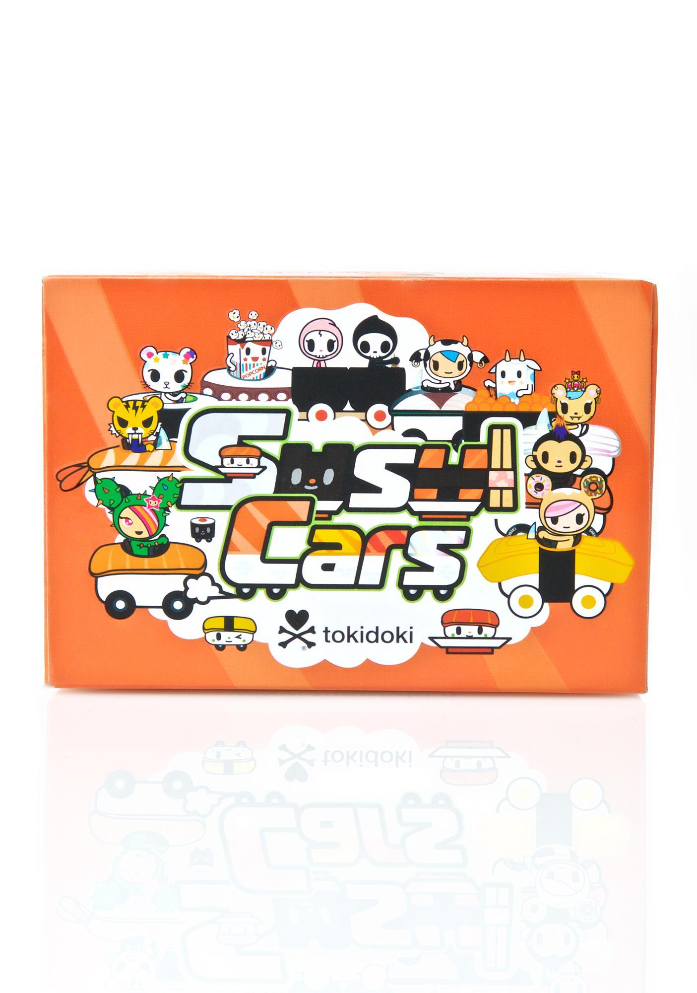 Tokidoki Sushi Cars Blind Box