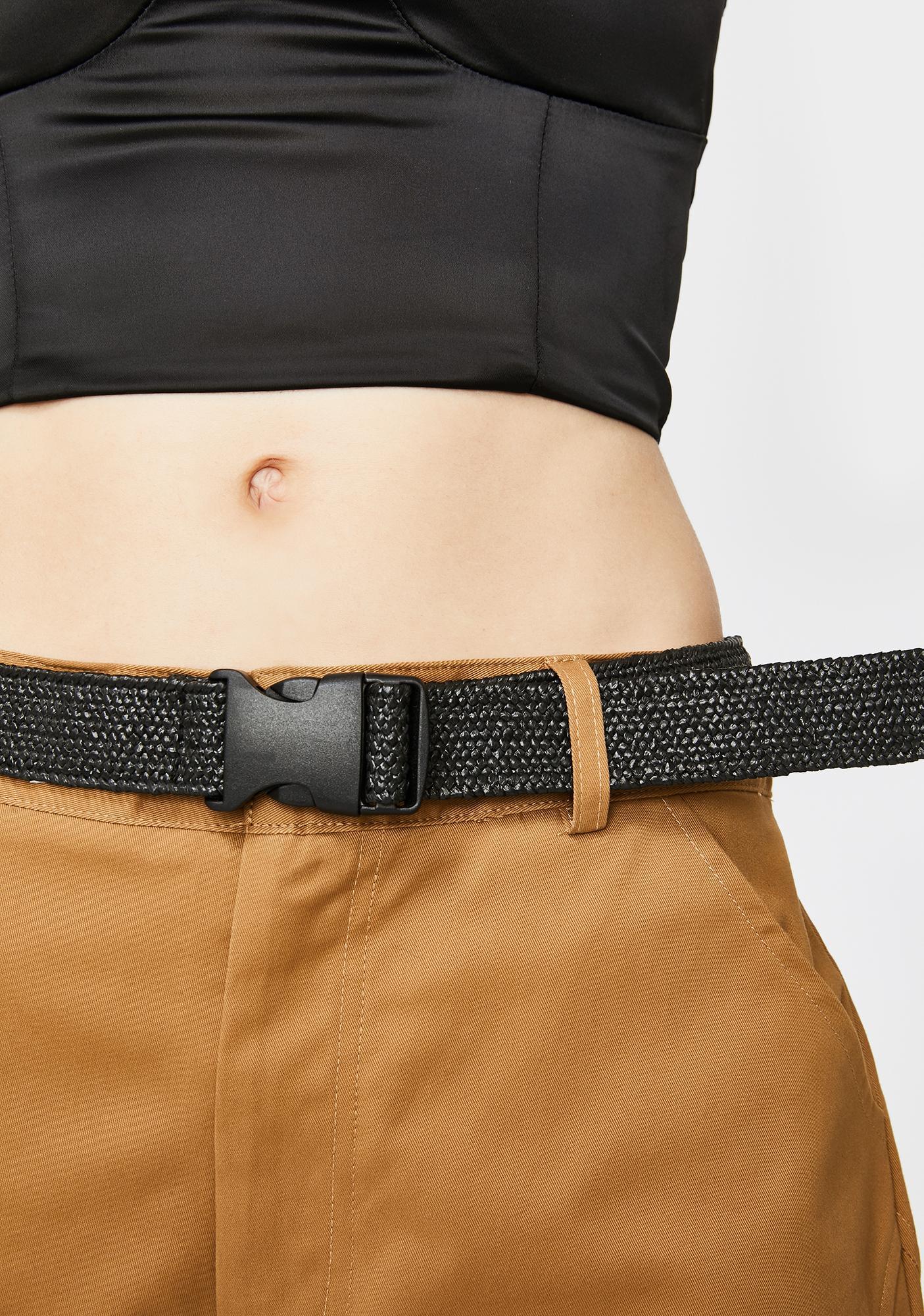 Ready For U Utility Buckle Belt