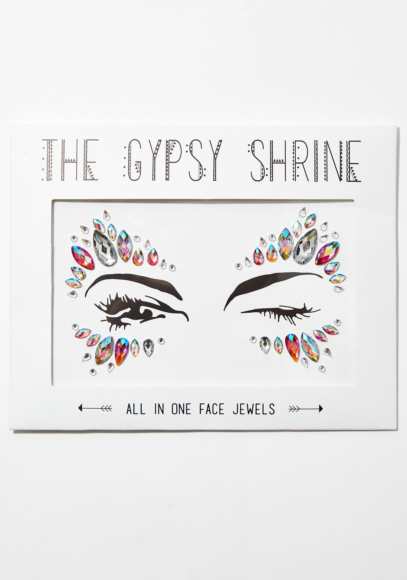 The Gypsy Shrine Candy Kiss Face Gems