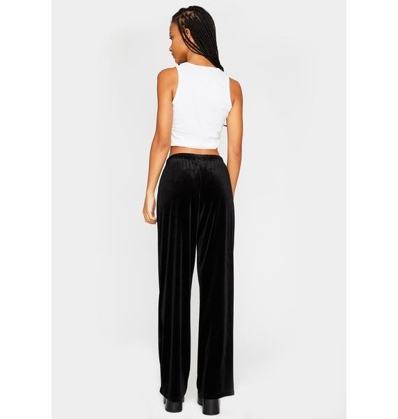 dELiA*s by Dolls Kill Born To Chill Wide Leg Pants
