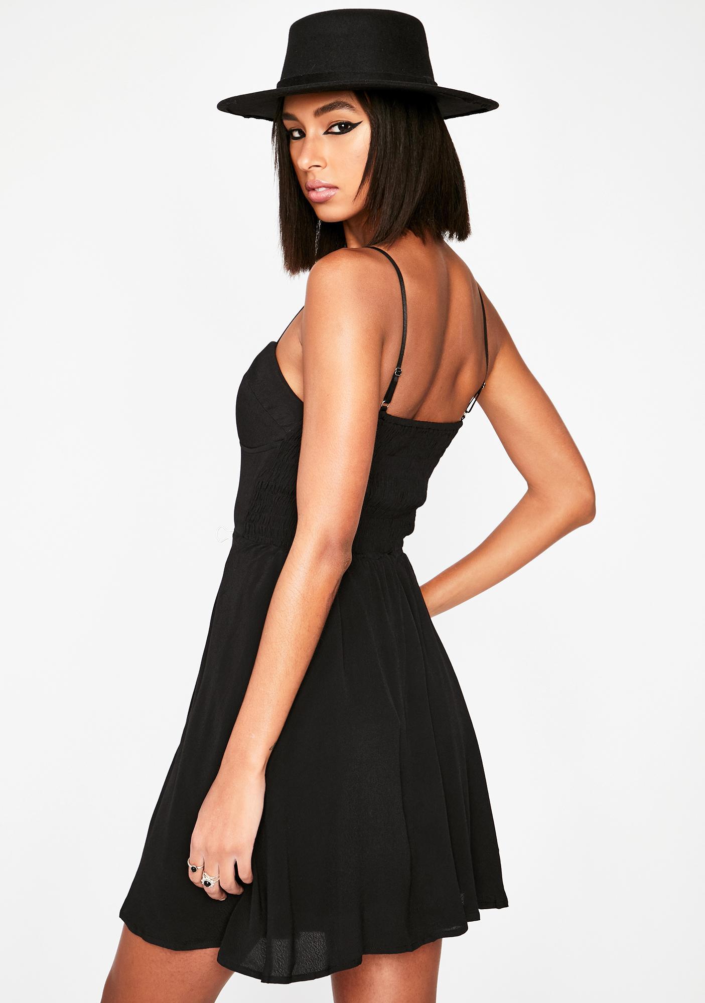Minimal Babe Mini Dress