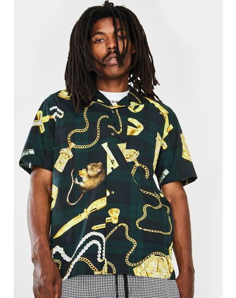 Tenderloin Woven Shirt