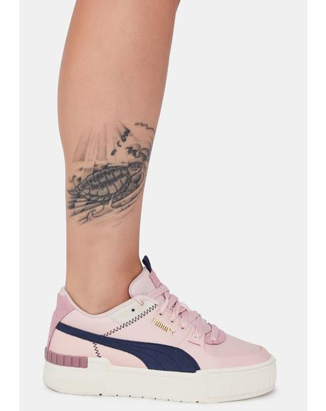 Peachskin Cali Sport Sneakers