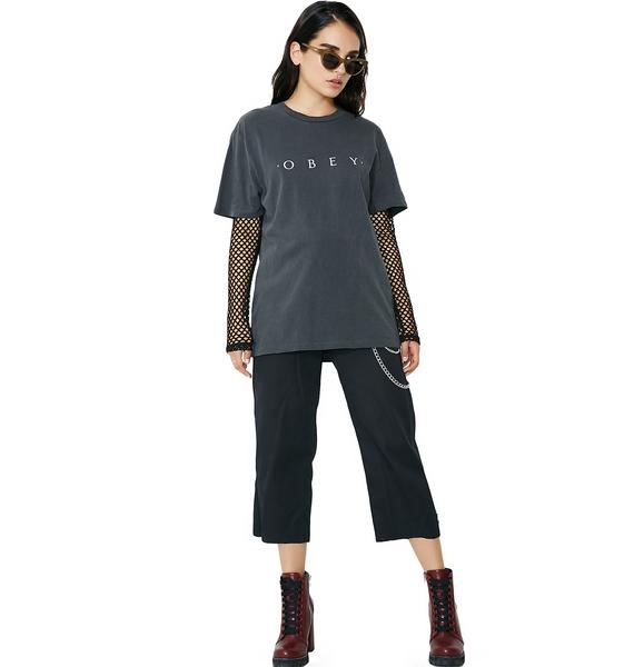 Obey Novel Obey Basic Pigment Tee