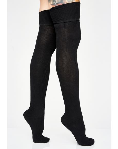 Zoey Long Socks