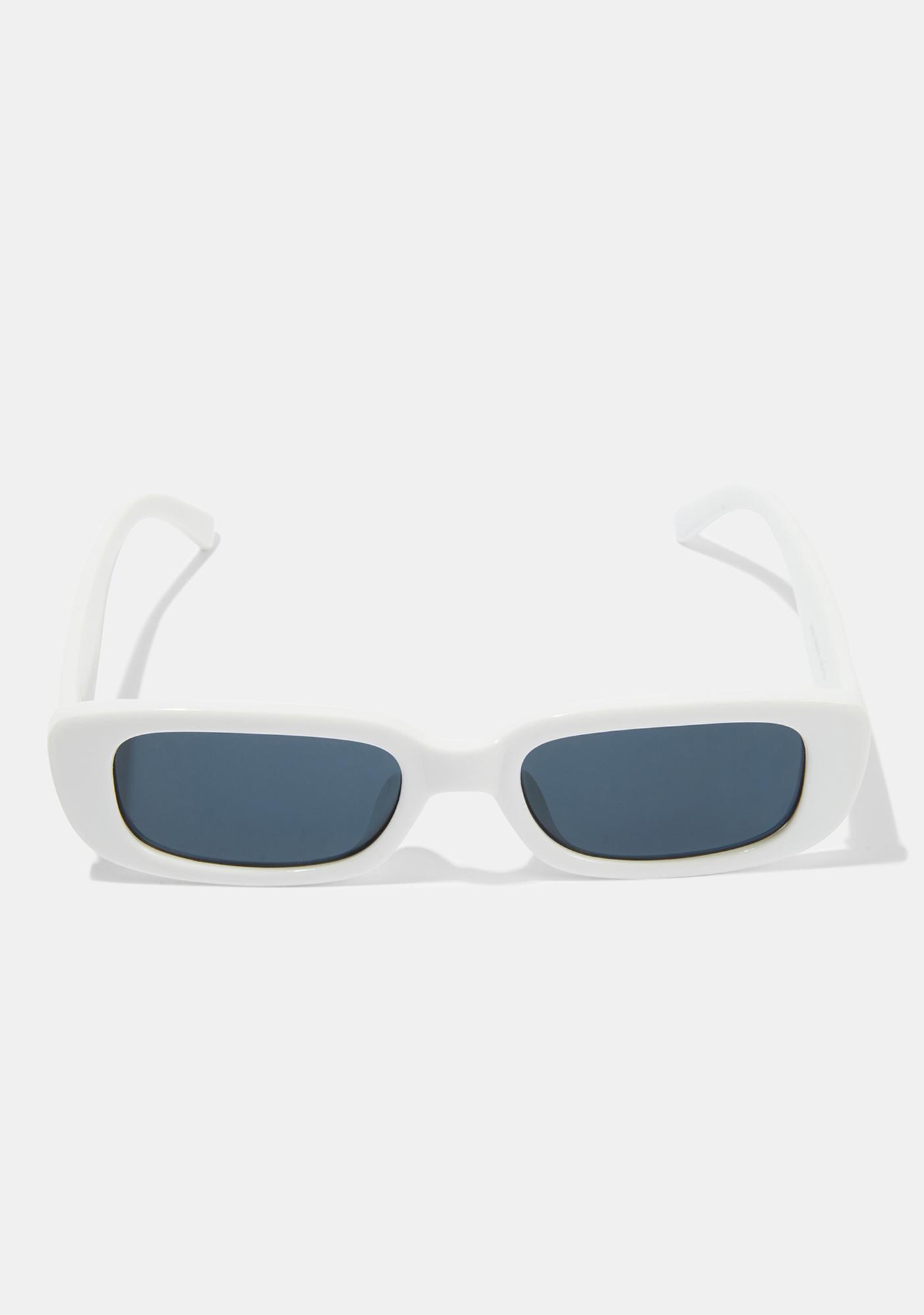 Pure See The Truth Square Sunglasses