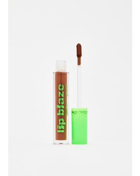 Olive Lip Blaze