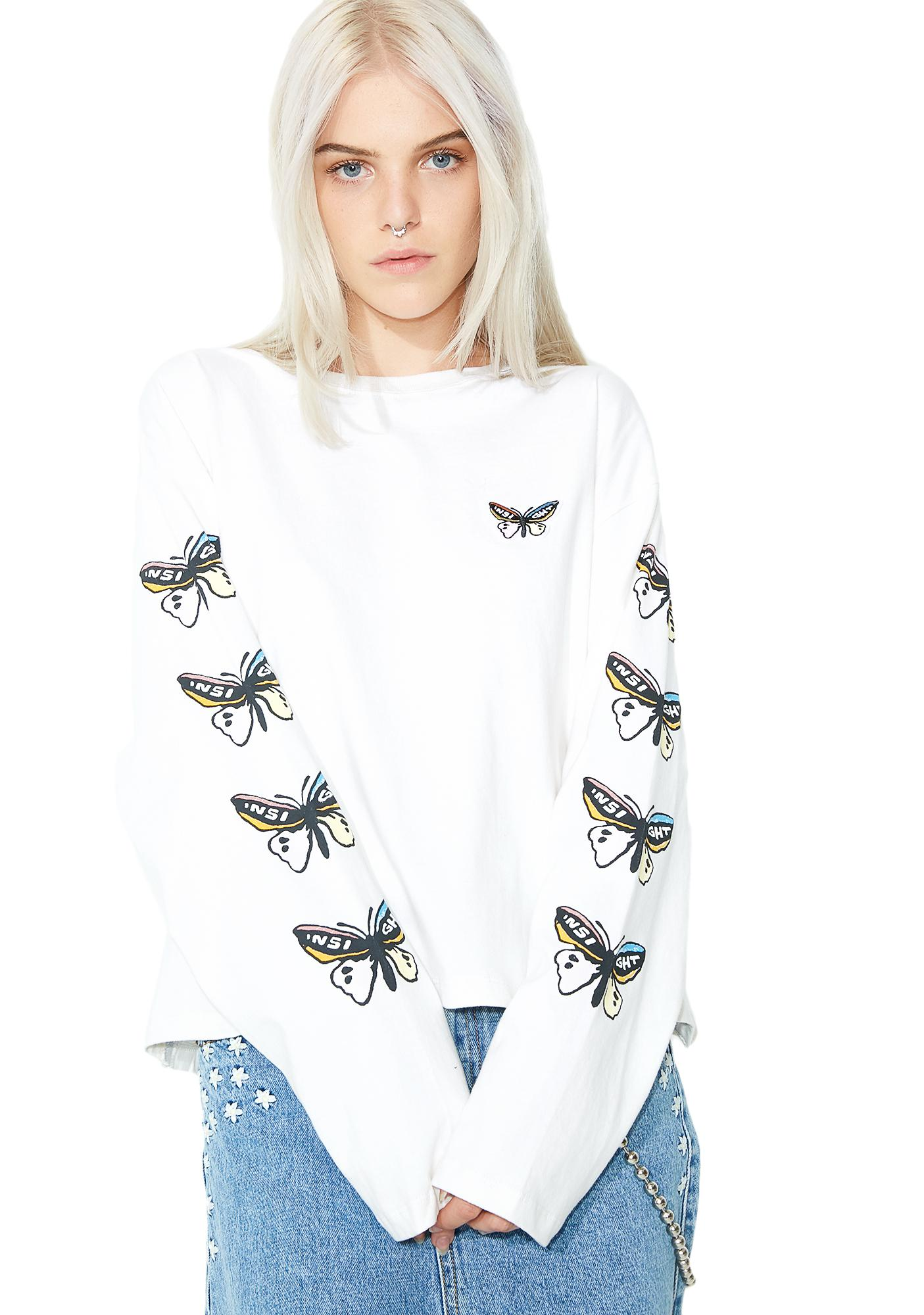 Insight Crazy Town Arm Print Long Sleeve