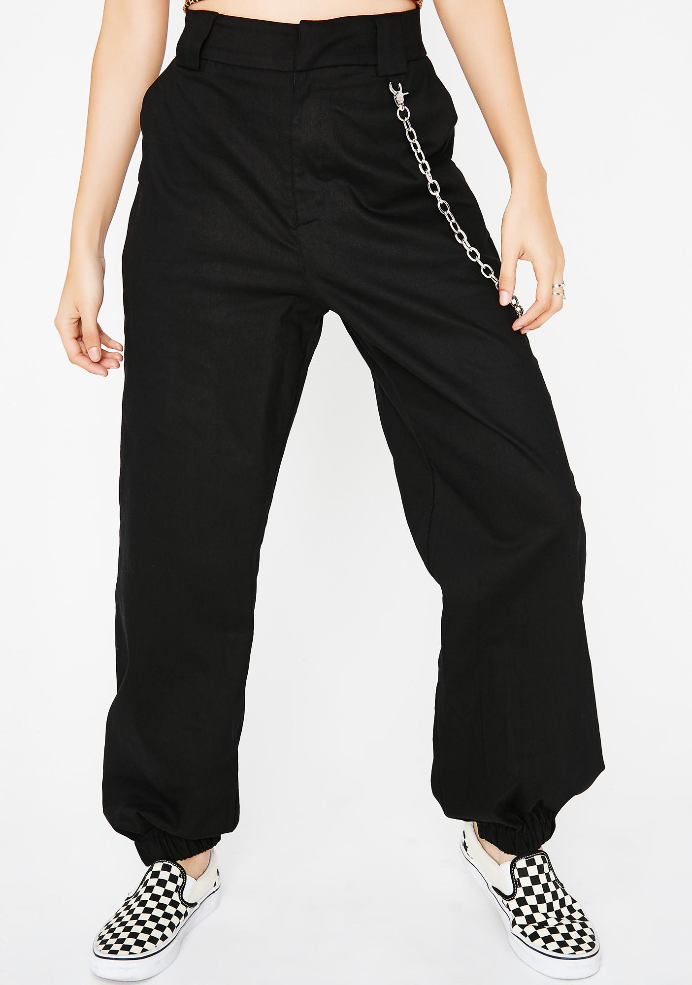 Ink Kim Probable Chain Pants
