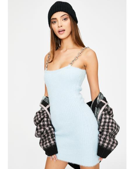 Dream Chain Mini Dress