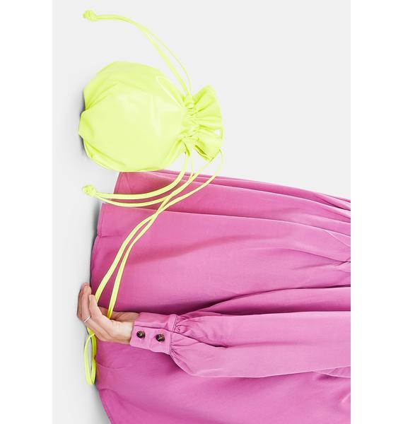 Fun Stuff Pouch Drawstring Bag