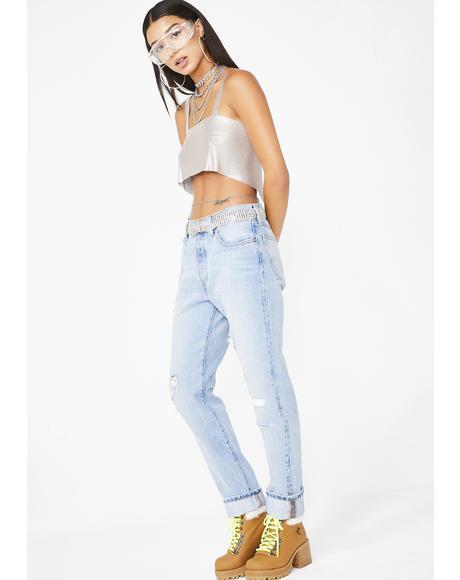 501 Boyfriend Jeans
