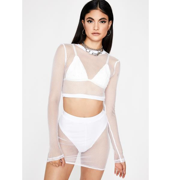 Frosted Bionic Bunny Mesh Set